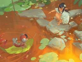 广州中教在线:从游戏原画中应该学到什么?